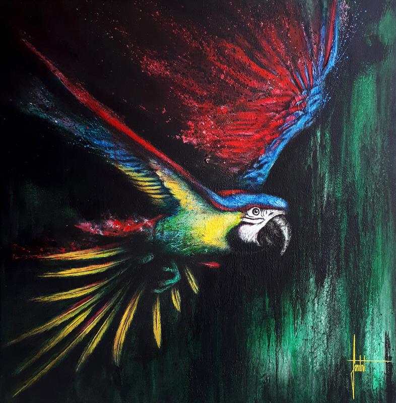 SANDROT - Pittura - Pe5