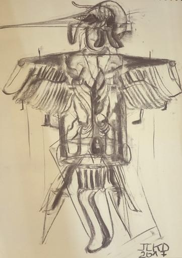 PASTURO - Drawing-Watercolor - Voyageur à plumes