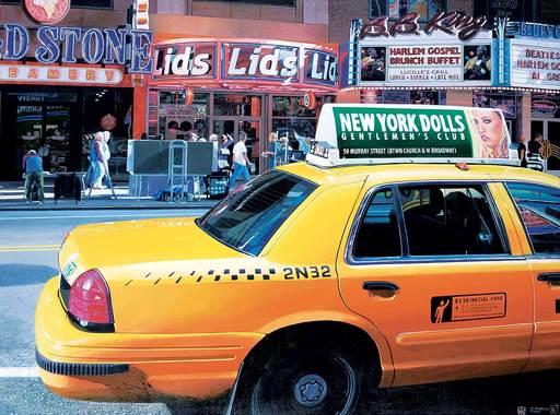 Tad SUZUKI - Pintura - Harlem Gospel, Brunch Buffet - New York Dolls