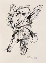 Asger JORN (1914-1973) - composition