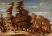 Yves ALIX - Peinture - Paysage