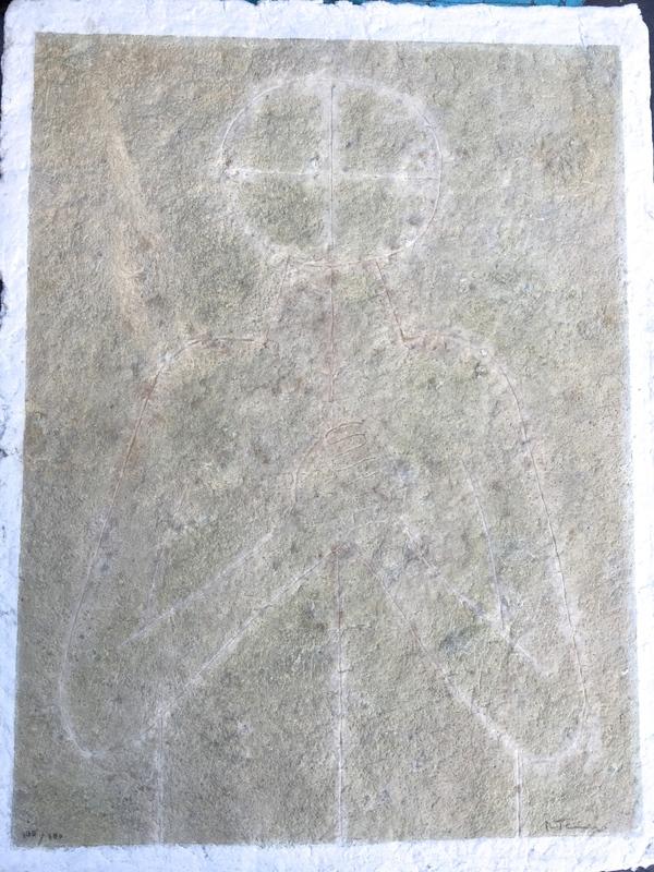 Rufino TAMAYO - Print-Multiple - Torso Blanco