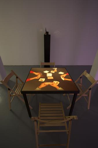 William LUNDBERG - Audiovisual-Multimedia - Cardplayers - Video-Arbeit