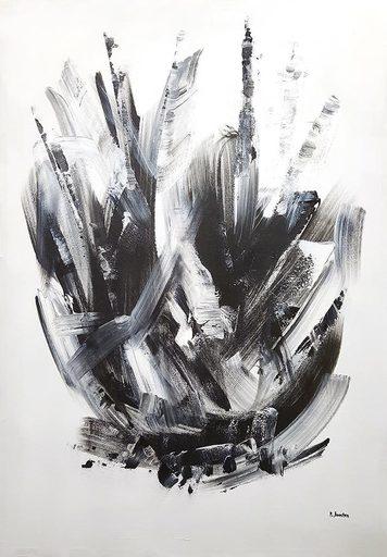 Patrick JOOSTEN - Peinture - Black and White Part 2