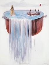 Roberto FABELO - Painting - Encuentro con la Virgen