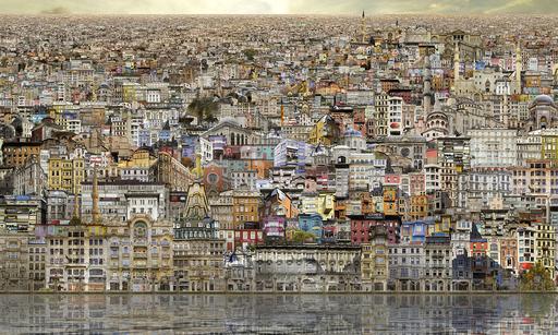 Jean-François RAUZIER - Fotografia - Istanbul Veduta