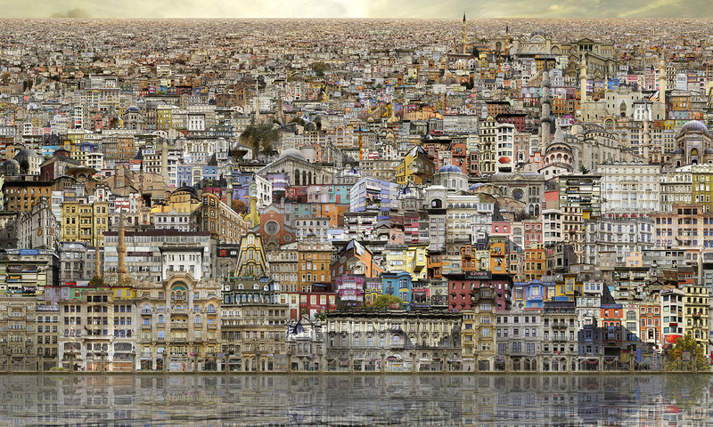 Jean-François RAUZIER - Photography - Istanbul Veduta