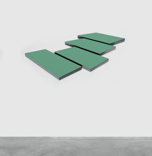 Wolfram ULLRICH - Skulptur Volumen - Milo