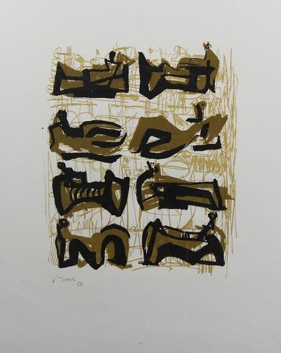 Henry MOORE - Print-Multiple