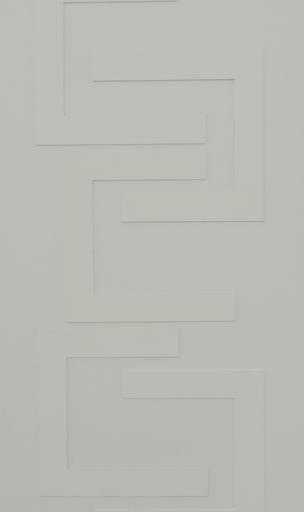 Marie-Thérèse VACOSSIN - Zeichnung Aquarell - Conversation entre 5 angles
