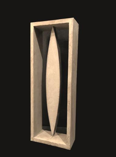 Mauro STACCIOLI - Sculpture-Volume - Fuso
