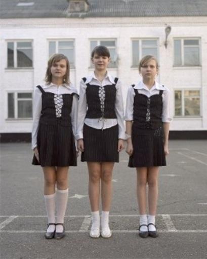 Anastasia KHOROSHILOVA - Fotografie - Russkie #70