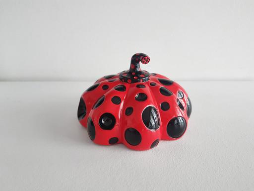 草間彌生 - 雕塑 - Naoshima Red Pumpkin