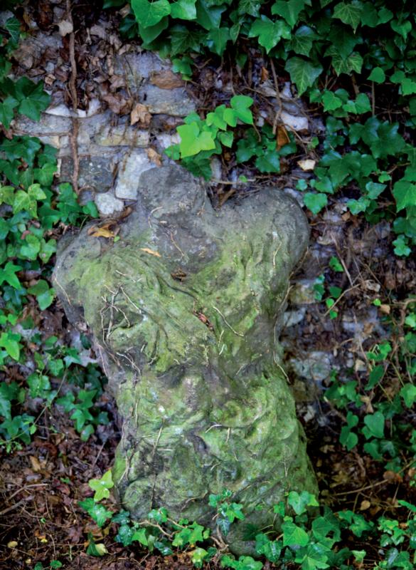 Serge MANSAU - Sculpture-Volume - Le buste nature