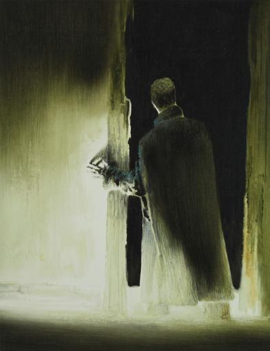 Igor OLEINIKOV - 水彩作品 - Schatten