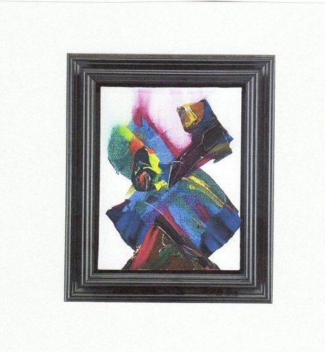 Paul JENKINS - Pintura - Phenomena Beacon Light