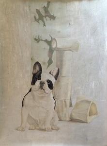 Claudine PICARD - Gemälde - Os à moelle