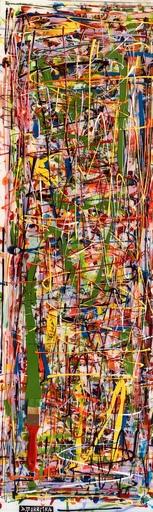 David FERREIRA - Pittura - Prise de tête