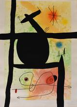 Joan MIRO - Print-Multiple -  The Gourd | La Calebasse