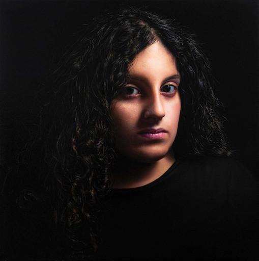 Javier ARIZABALO GARCIA - Pittura - Andrea
