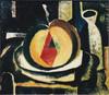 Floris JESPERS - Painting - Nature morte au melon