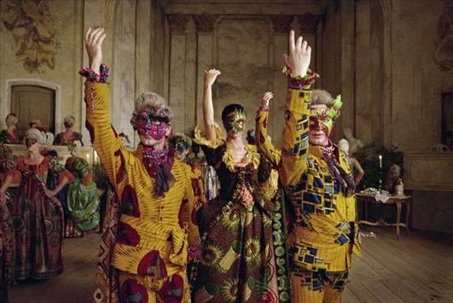 Yinka SHONIBARE - Fotografia - Un ballo in maschera