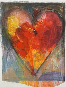Jim DINE, Summer VI