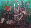 Sandro CHIA (1946) - Children's Holiday