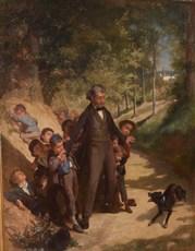 André Henri DARGELAS - Painting - No Title