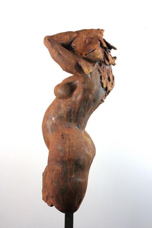 Pascal BORGHI - Sculpture-Volume - La fée