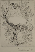 Dmitry PLAVINSKY - Print-Multiple - Mushroom