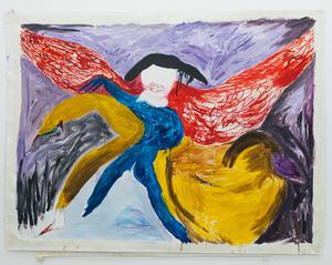 Zhenya MUZALEVSKY - 绘画 - Untitled