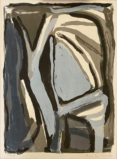 Abraham Gerardus VAN VELDE - Druckgrafik-Multiple - Sans titre
