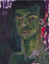 Rainer FETTING - Painting - Senza titolo