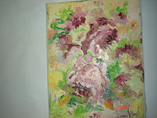 Pierre STRUYS - Pintura - les fleurs