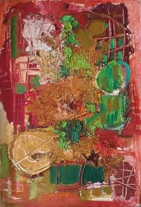 Lea NIKEL - Gemälde - Color interlude