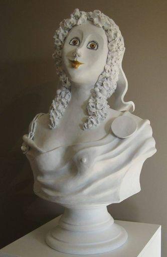 Véronique CLANET - Ceramic - La Belle Marianne