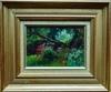 Maurice DAINVILLE - Painting - 2 vues de jardins, Itteville