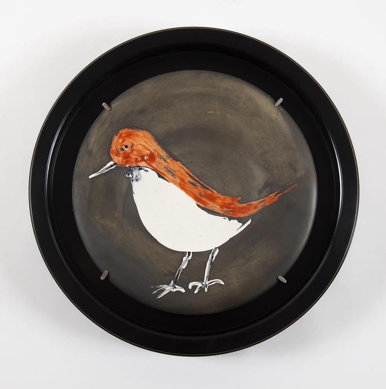 Pablo PICASSO - Ceramiche - Oiseau n°96 (A.R.488)