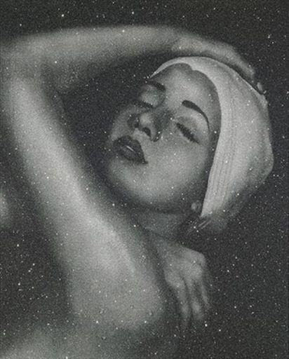 Carole FEUERMAN - Print-Multiple - Serena diamond dust
