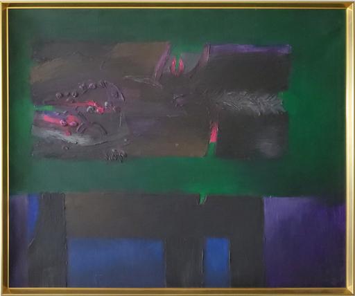 Fernando DE SZYSZLO - Painting - Casa Ocho