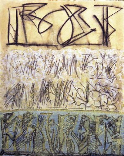 Riccardo LICATA - Peinture - Senza titolo
