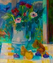 Paul COLLOMB - Painting - Le grand bouquet