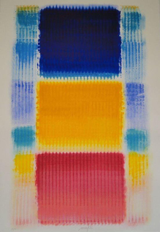 Heinz MACK - Print-Multiple - Dreieinigkeit