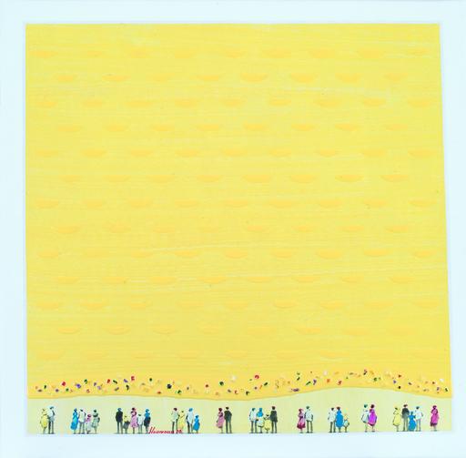Chaouki CHAMOUN - Gemälde - Horizon XIII