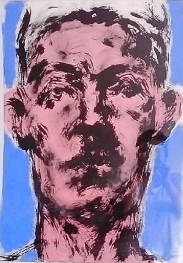Jean-Pierre DELISSE - Pittura - sans