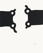 Eduardo CHILLIDA - Stampa Multiplo - Olimpíada Seul, 1988