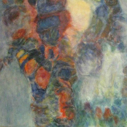 Marc JANSON - Painting - Passage de Merlin