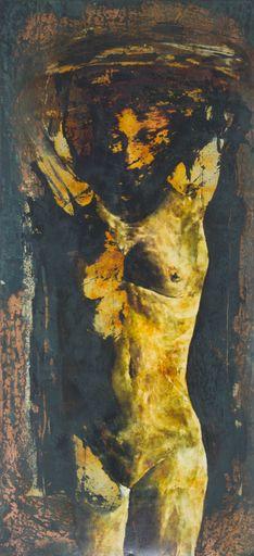 Nicola SAMORI - Peinture - Senza titolo
