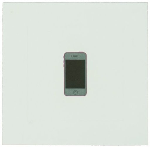 Michael CRAIG-MARTIN - Print-Multiple - The Catalan Suite II - iPhone